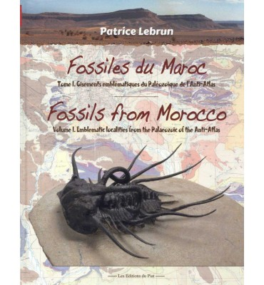 Fossils from Morocco, Volume 1: Emblematic Localities from the Palaeozoic of the Anti-Atlas