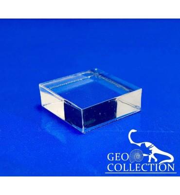 BA002 -  Transparent acrylic display mm 30x30x20