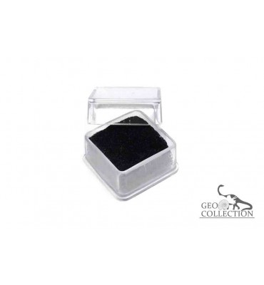 TQ001 - Scatola trasparente mm 18x18x8