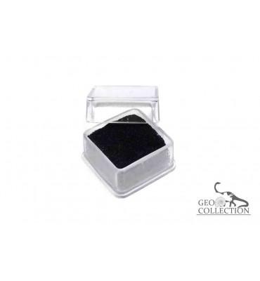 TQ001 - Transparent box 18x18x8 mm