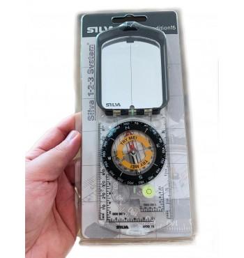 "OT001 ""Swedish"" type expedition compass"