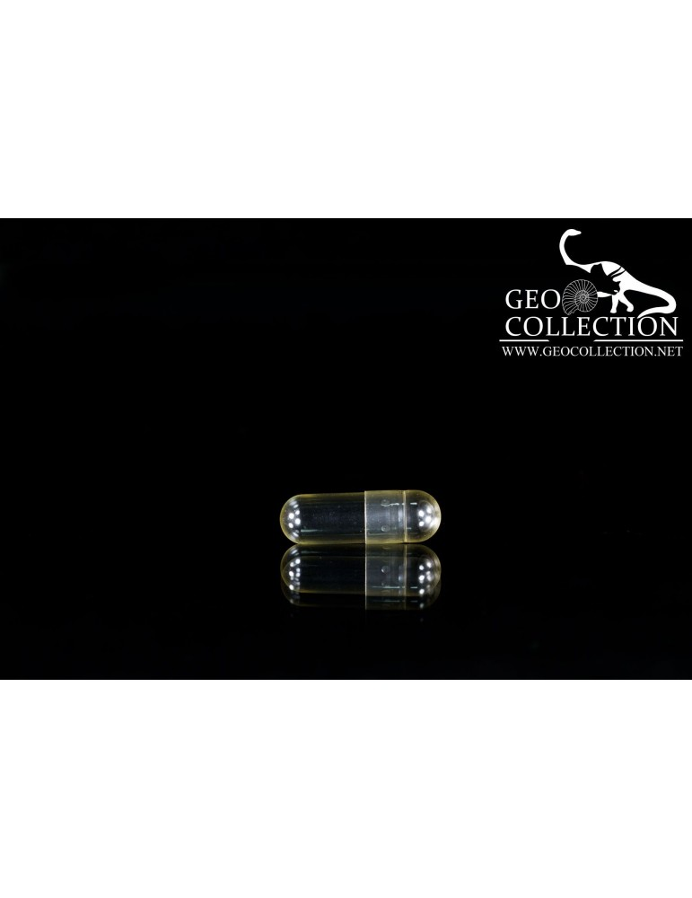 Transparent gelatin capsules ø 5.5x17.1 mm - CG001