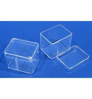 TR001- Scatola trasparente mm 40x32x35