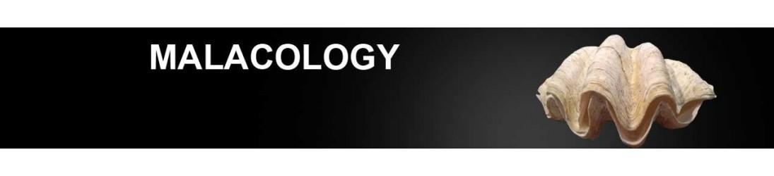 Volumi dedicati alla Malacologia