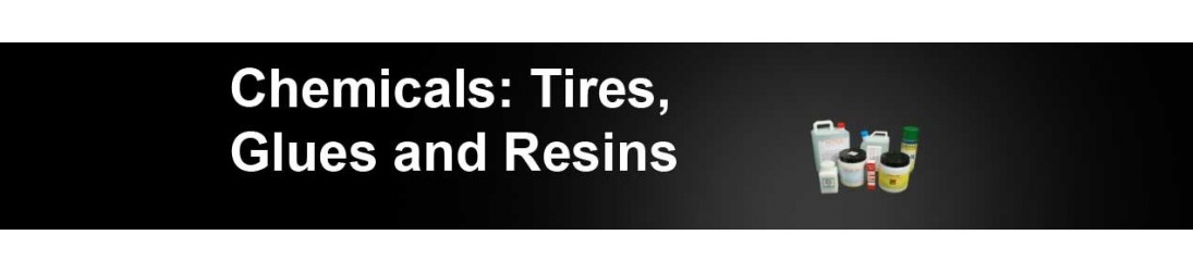 Chemicals: Tires, Glues and Resins