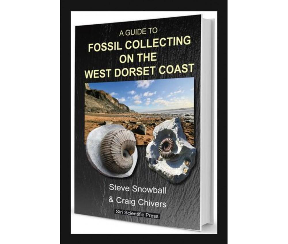 Una nuovissima guida sulla raccolta dei fossili della Jurassic Coast occidentale.